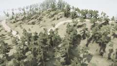Hills and Valleys pour MudRunner