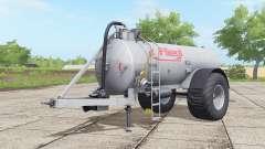 Fliegl VFW 10600 iron pour Farming Simulator 2017