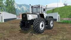 Mercedes-Benz Trac 900&1800 pour Farming Simulator 2015