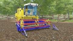 Bizon Super Z056 __ für Farming Simulator 2017