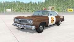 Gavril Bluebuck Storybrooke Sheriffs Department pour BeamNG Drive