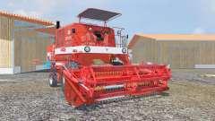Bizon Super Z056-7 pour Farming Simulator 2013
