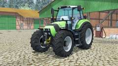 Deutz-Fahr Agrotron TTV 430 MoreRealistic für Farming Simulator 2013