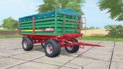 Metaltech DB 14 munsell green pour Farming Simulator 2017