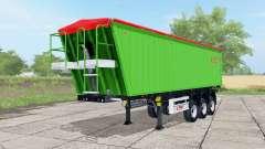 Fliegl DHKA vivid malachite für Farming Simulator 2017