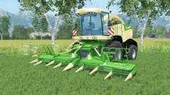 Krone BiG X 580 washable für Farming Simulator 2015
