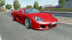 Sport Cars Traffic Pack v3.7 pour Euro Truck Simulator 2