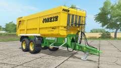 Joskin Trans-Spacᶒ 7000-23BC150 für Farming Simulator 2017