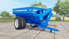 Kinze 1050 double wheels pour Farming Simulator 2017