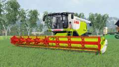 Claas Lexion 750 rio grande für Farming Simulator 2015