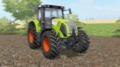 Claas Axion 820 las palmas pour Farming Simulator 2017