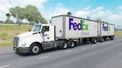 Painted Truck Traffic Pack v2.1 für American Truck Simulator