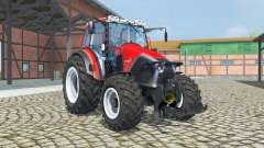 Lindner Geotrac 94 2011 with FL console pour Farming Simulator 2013