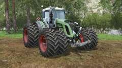 Fendt 936 Vario shiny shamrock pour Farming Simulator 2015