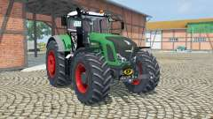 Fendt 939 Vario munsell green pour Farming Simulator 2013