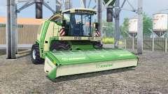 Krone BiG X 1000 MultiFruit pour Farming Simulator 2013