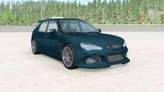 Hirochi Sunburst wagon v1.1 für BeamNG Drive