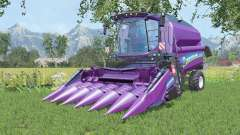 New Holland TC5.90 with two cutters für Farming Simulator 2015