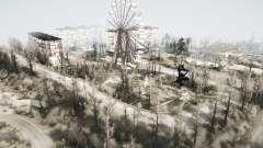 La zone de dévastation 2 pour MudRunner