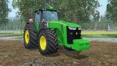John Deere 8370R  IC control für Farming Simulator 2015