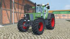 Fendt Favorit 818 Turbomatik sea green für Farming Simulator 2013