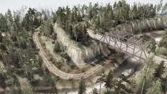 Le carrefour des six routes pour MudRunner