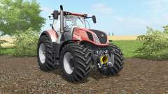 New Holland T7.290 & T7.315 pour Farming Simulator 2017