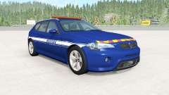 ETK 800-Series Gendarmerie pour BeamNG Drive