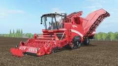 Grimme Maxtron 620 pale carmine für Farming Simulator 2017