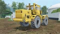 Kirovets K-700a variateur électronique de l'ouverture des portes pour Farming Simulator 2015