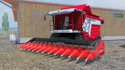 Massey Ferguson 7278 Cerea pour Farming Simulator 2013