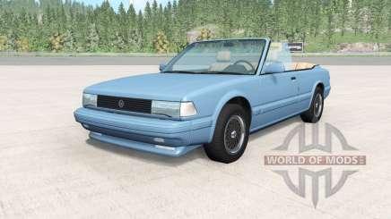 ETK I-Series cabrio v1.3 pour BeamNG Drive