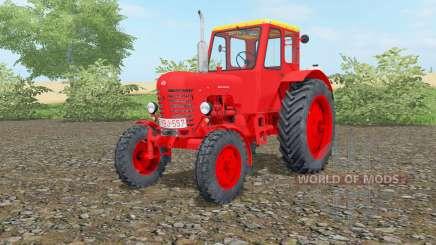 MTZ-50 Biélorussie ouvrir les portes pour Farming Simulator 2017