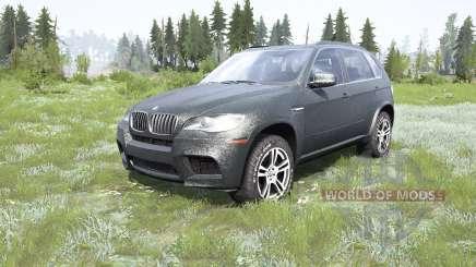 BMW X5 M (E70) 2013 für MudRunner