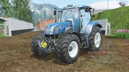 New Holland T6.175 BluePower halogen für Farming Simulator 2015