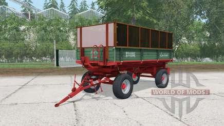 Krone Emsland killarney pour Farming Simulator 2015