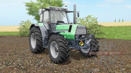 Deutz-Fahr AgroStar 6.61 choice power für Farming Simulator 2017