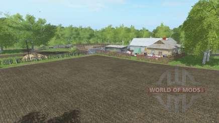 Le Village De Yanovka pour Farming Simulator 2017