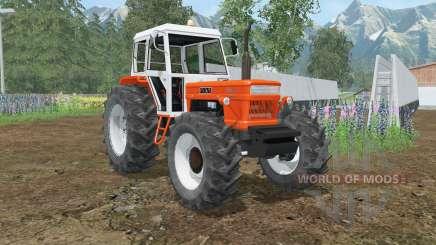 Fiat 1300 DT Super orioles orange pour Farming Simulator 2015