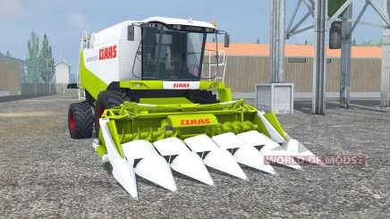 Claas Lexion 550 vivid lime green für Farming Simulator 2013