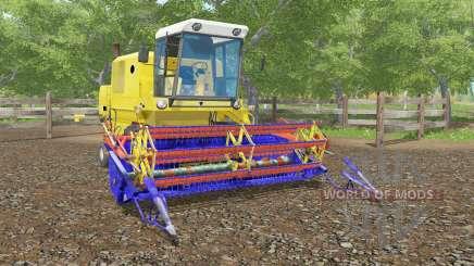 Bizon Super Z056 __ pour Farming Simulator 2017