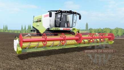 Claas Lexion 780 olivine für Farming Simulator 2017