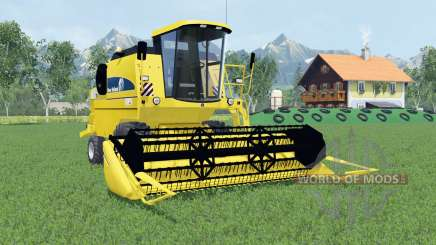New Holland TC54 safety yellow pour Farming Simulator 2015