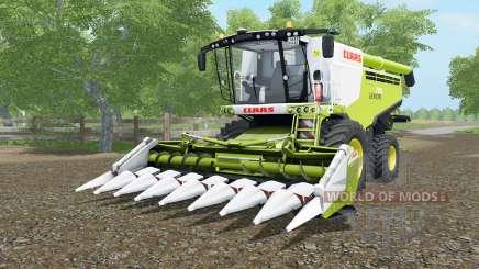 Claas Lexion 780 & V-series für Farming Simulator 2017
