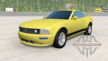 Camso Morgan GT für BeamNG Drive