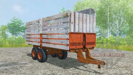 MMZ-771 silage für Farming Simulator 2013