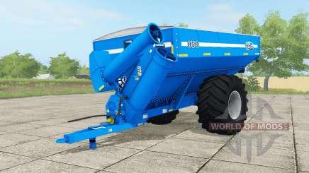 Kinze 850 vivid cerulean für Farming Simulator 2017