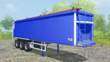 Kroger Agroliner SRB3-35 ultramarine blue für Farming Simulator 2013