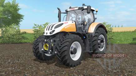 Steyr Terrus 6270&6300 CVT für Farming Simulator 2017