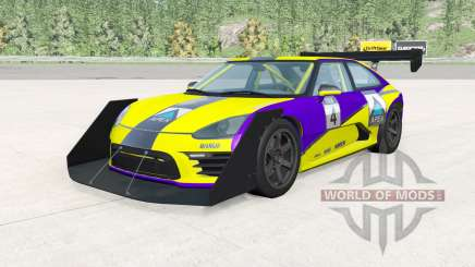 Hirochi SBR4 OMPW v0.3 pour BeamNG Drive